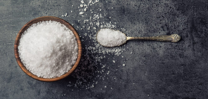 Cooking Tip: Cooking with Salt